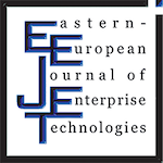 Eastern-European Journal of Enterprise Technologies